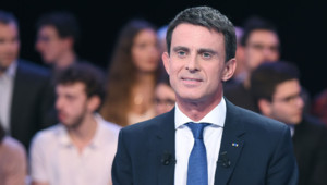Manuel Valls sur le plateau de DPDA