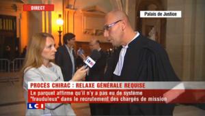"""Procès Chirac : pour Anticor, ce """"procès servira d'exemple"""""""