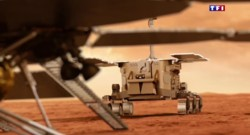 ROBOT SUR MARS EXOMARS