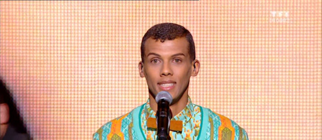 NMA Stromae sur la scène des NRJ Music Awards 2014