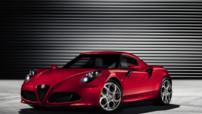 Alfa Romeo 4C 2013 avant