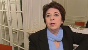 Election présidentielle - TF1/LCI - Corinne Lepage