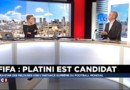 "Fifa : ""Platini est favori"" affirme Millanvoye"