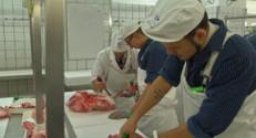 Le 20 heures du 24 octobre 2014 : Emploi : la boucherie, un secteur qui recrute - 898.6712106933594