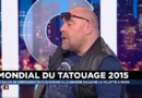 """Mondial du tatouage 2015 : """"Le tatouage est un art"""""""