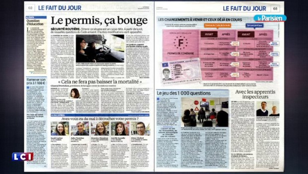 Nucléaire, divergences aux FN, permis de conduire… la revue de de presse du 30 avril 2016
