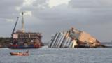 VIDEO. Costa Concordia : les images en accéléré du redressement du paquebot