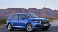 Audi Q7, SUV seconde génération lancé début 2015