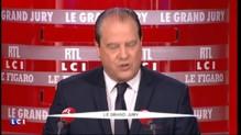 """""""Ce n'est pas Emmanuel Macron qui décide"""" selon Cambadélis"""