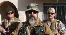 Ces Occidentaux qui rejoignent des milices chrétiennes pour combattre Daesh en Irak