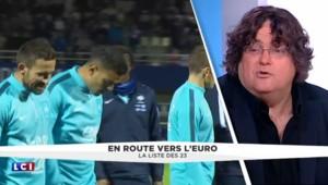 """Equipe de France : """"Les remplaçants doivent accepter leur statut"""""""