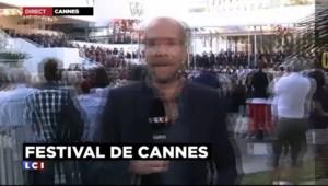 """Festival de Cannes : standing ovation pour """"La loi du marché"""""""