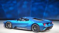 Ford GT 2016, présentée au Salon de Detroit en janvier 2015