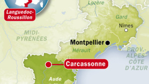 infographie Carcassonne