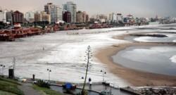 La ville de Mar Del Plata.