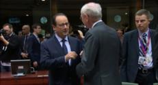 Le 20 heures du 24 octobre 2014 : Budget 2015 : lettre de Bruxelles �a France, Hollande se d�nd - 1049.6250741882325