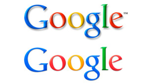 Le nouveau logo de Google lancé le 5 mai 2010