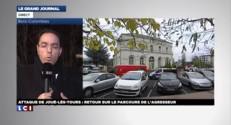 """Agression de Joué-les-Tours : """"Il y a une influence de Daesh"""""""
