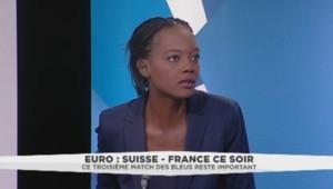 "Euro 2016 : Rama Yade invitée de ""À fond les ballons"" (19/06)"