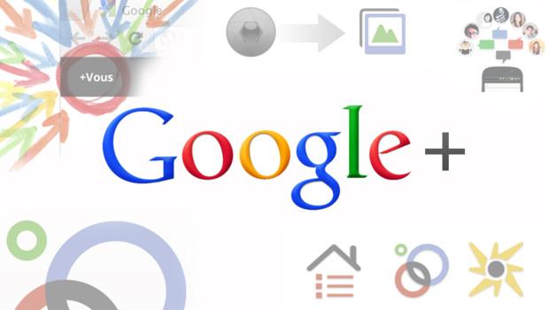 "Google+, Google en plus ""social"""