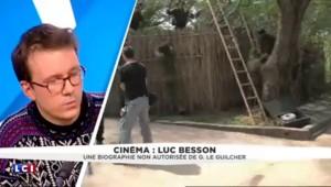 """Il ne boit pas, ne fume pas, se couche tôt... Toute la vie de Luc Besson """"tendue vers sa réussite"""""""