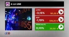 La Bourse de Paris du mardi 13 octobre 2015