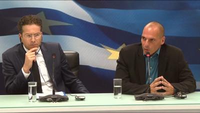 Le 20 heures du 31 janvier 2015 : L%u2019élection de Syriza relance le débat sur la dette grecque - 1233.0744694824218