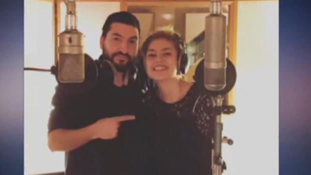 louane chanteuse chanson hommage attentat Maalouf