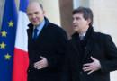 Pierre Moscovici et Arnaud Montebourg en janvier 2013