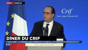 Terrorisme : Hollande hausse le ton pour la création d'un registre aérien des passagers européens