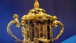 La Coupe Web Ellis, le trophée de la Coupe du monde de rugby