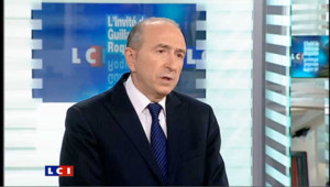 LCI - Gérard Collomb est l'invité politique de Guillaume Roquette