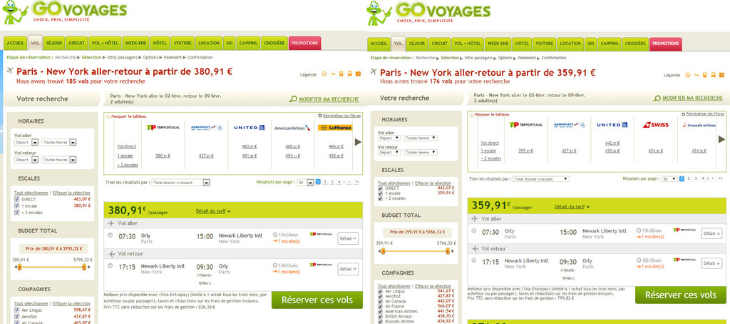 Achat de billet d 39 avion sur internet gare aux arnaques for Achat de plantes sur internet