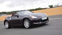 Contact Nissan 370Z Roadster : un baril de lascif