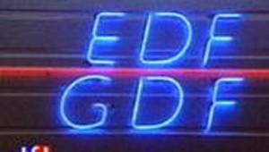 EDF GDF sigle électricité