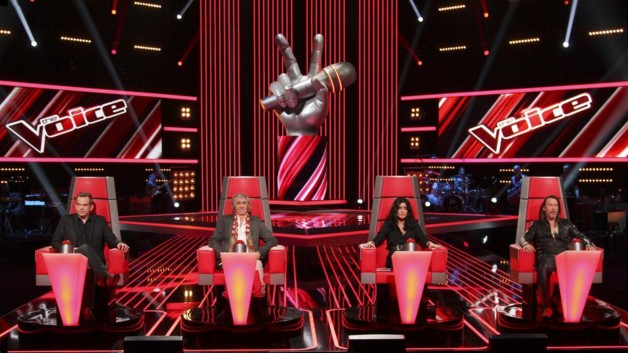 the voice Season 2 Episode 4