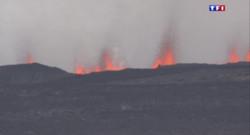 Le 20 heures du 31 juillet 2015 : Ile de la Réunion : la Fournaise en éruption pour la troisième fois de l'année - 401
