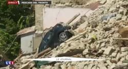Séisme en Italie : l'espoir de retrouver des survivants s'amenuise