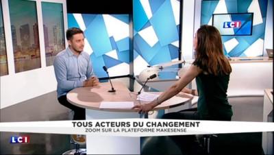 Tous Acteurs du Changement : MakeSense, la plateforme des startups sociales