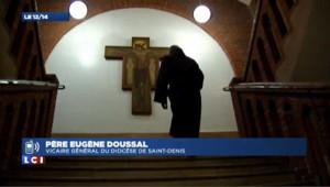 """Appel de Duflot pour les SDF : """"Pas suffisant d'interpeller l'Eglise"""""""