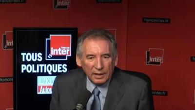 """Bayrou revoterait-il Hollande ? """"Non, et heureusement cette question n'est pas devant nous"""""""