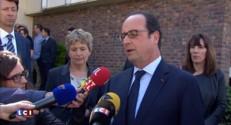 """Drame de l'immigration : Hollande appelle l'Europe """"à régler des questions insupportables"""""""