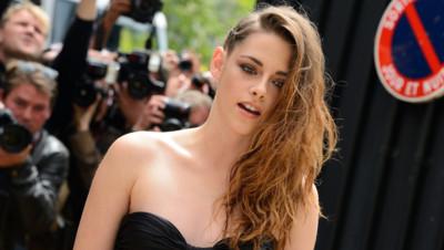 Kristen Stewart à Paris lors de la Fasion Week au mois de juillet 2013