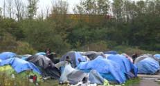 Le 20 heures du 24 octobre 2014 : Migrants �alais : le Royaume-Uni, v�table eldorado ? - 1179.1744412231446