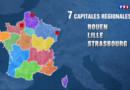 Le 20 heures du 31 juillet 2015 : 13 nouvelles capitales régionales : la liste dévoilée mais pas sans heurts - 513