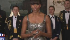 Michelle Obama à la soirée des Oscars