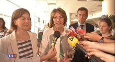 """Canicule : """"Il faut être attentif aux personnes plus fragiles que d'autres"""", assure Marisol Touraine"""