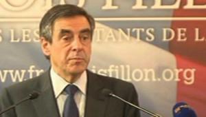 François Fillon à l'Assemblée