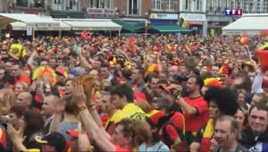 Les Diables Rouges font rêver toute la Belgique