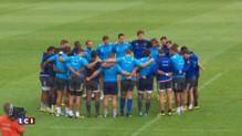 Rugby: dernier test des Bleus face à l'Ecosse avant le Mondial